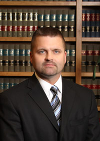 Cory Locke, Family Law Attorney in Norfolk, Nebraska
